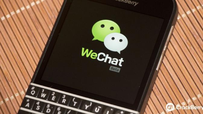 WeChat (crackberry.com)
