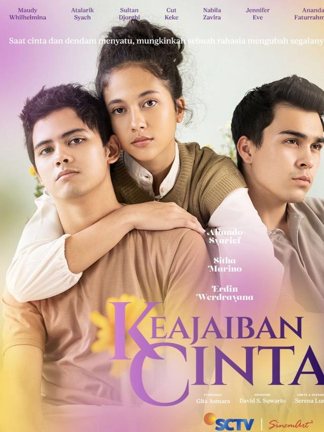 Aliando Syarief Comeback ke Sinetron lewat Keajaiban Cinta, Persembahan Terbaru dari SCTV