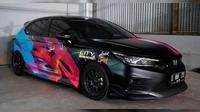 Honda City Hatchback modifikasi. (HPM)