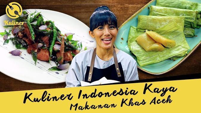 Resep Ayam Tangkap dan Timphan, Kuliner Aceh yang Bikin Nagih