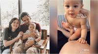Kimberly Ryder dan suami momong anak (Sumber: Instagram/kimbrlyryder)