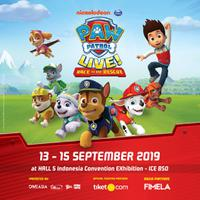 Nantikan kedatangan Ryder dan para pups Adventure Bay dari serial animasi Paw Patrol ke Jakarta dalam pertunjukan musikal pada 13 - 15 September 2019  di Indonesia Convention And Exhibition (ICE) Hall 5 BSD City. (Foto: dokumen Deasia)