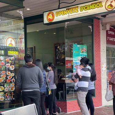 Restoran D'Penyetz di Australia