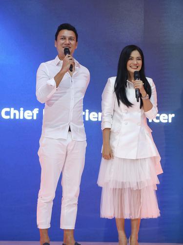 [Fimela] Christian Sugiono dan Titi Kamal