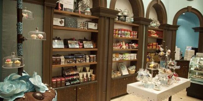 Bakery tempat dijualnya Cupcake Decadence D'Or | (c) daiymail