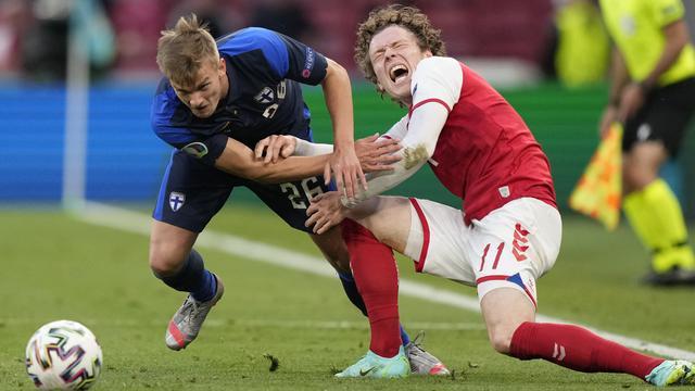 Denmark Kalah 1-0 dari Finlandia