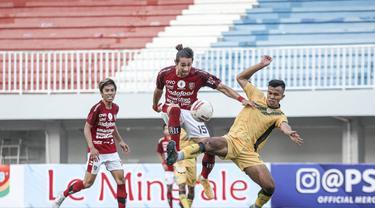 Ditahan Imbang PSIM Yogyakarta, Pemain Bali United Dapat Kartu Merah