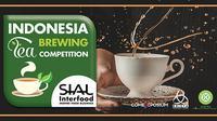 Kompetisi Menyeduh Teh Asli Indonesia (dok. sialinterfood.com)