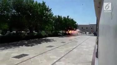 Iran mengatakan telah membunuh terduga dalang serangan pekan lalu yang diklaim oleh kelompok ISIS.