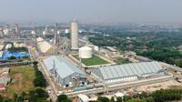 Pabrik Pupuk milik Pupuk Indonesia Holding Company (dok: Pupuk Indonesia)