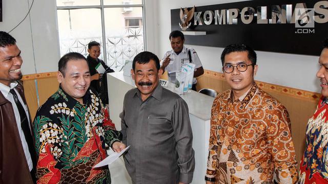 Purnawirawan TNI Laporkan Petinggi Polri ke Kompolnas