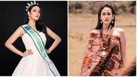 Miss Eco Indonesia, Intan Wisni Permatasari, mendadak jadi perbincangan netizen. (Sumber: Instagram//@intanwisni89)