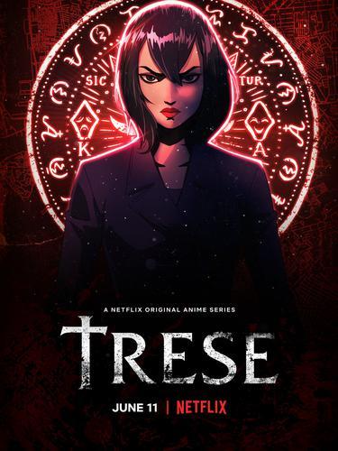 Poster Trese. (Netflix)