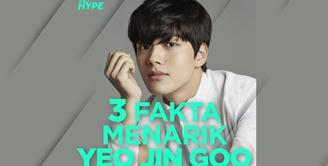 Apa saja fakta menarik Yeo Jin Goo? Yuk, kita cek video di atas!