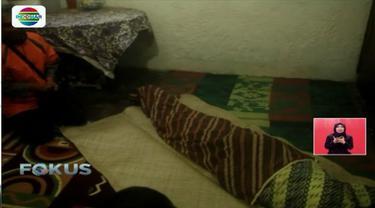Kusnadi tewas lantaran terkejut saat gempa terjadi. Diduga korban memiliki riwayat sakit jantung.