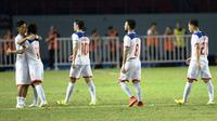 Timnas Filipina tak ingin jadi semifinalis untuk keempat kalinya. Di Piala AFF 2016, mereka mengincar partai puncak. (Bola.com/FIFA)