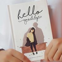 Buku Hello Goodbye./Copyright Endah