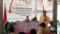 Golkar Bogor membekali caleg dan kader untuk memenangkan pemilu dan pilpres.