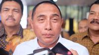 Gubernur Sumatera Utara Edy Rahmayadi. (Liputan6.com/Reza Efendi)