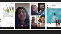 Video Chat di Instagram Direct (Foto: Instagram)