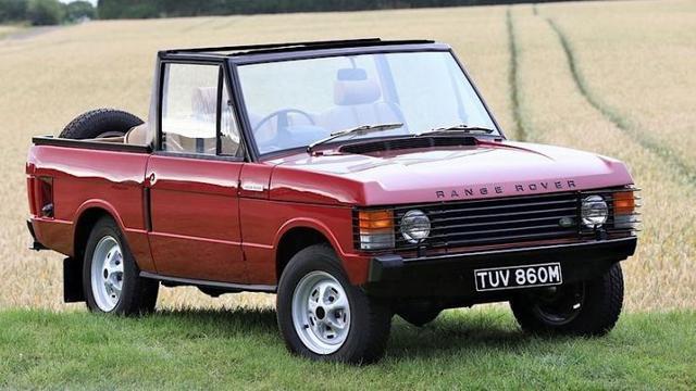 Range Rover Convertible For Sale >> Sesepuh Range Rover Evoque Konvertibel Dilelang Otomotif