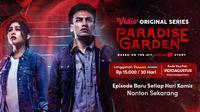 Paradise Garden episode 3 sudah tayang di platform streaming Vidio, Kamis (12/8/2021). (Dok. Vidio)
