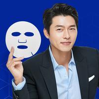 Hyun Bin, Brand Ambassador Mediheal global. Sumber foto: Instagram/Mediheal Indonesia.