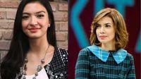 Sama-sama suka traveling, simak gaya fashion favorit Raline Shah dan Najwa Shihab berikut ini.