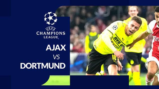 Berita Video, Hasil Pertandingan Liga Champions antara Ajax Amsterdam Vs Borussia Dortmund pada Rabu (20/10/2021)