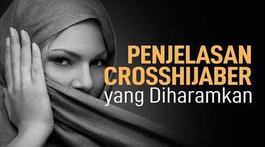 Majelis Ulama Indonesia (MUI) menganggap crosshijaber suatu tindakan yang diharamkan dalam ajaran Islam. Perilaku crosshijaber sendiri sedang menghebohkan dunia maya.