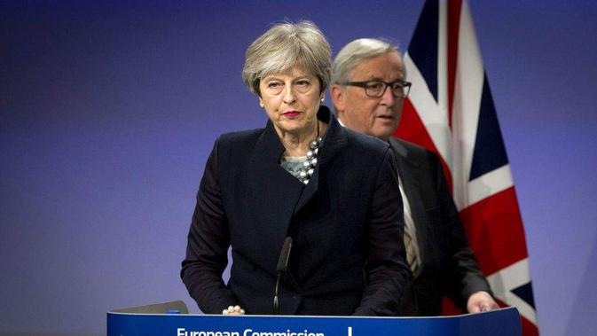 PM Inggris Theresa May Segera Mundur?