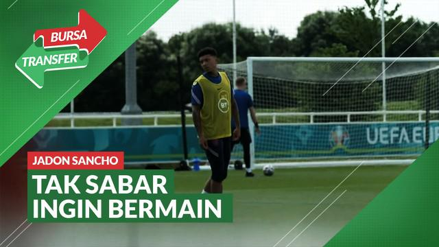 Berita Video Manchester United Rampungkan Kepindahan Jadon Sancho dari Borussia Dortmund