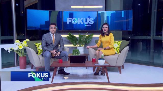 Fokus Pagi dengan pilihan topik utama sebagai berikut, Ribuan Rumah Terendam Banjir, Presiden Jokowi Divaksin COVID-19, KNKT Unduh Data Kotak Hitam Sriwijaya Air SJ-182, dan Pencarian Korban Longsor.