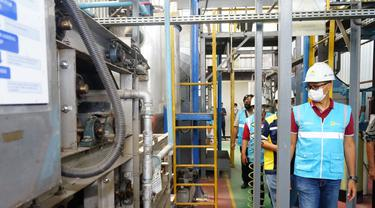 PT PLN (Persero) membeli pasokan listrik yang dihasilkan dari Pembangkit Listrik Tenaga Sampah (PLTSa) Surakarta. Dok PLN