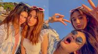 Dannia Salsabilla dan Agatha Valerie (Sumber: Instagram/agathavalerie)