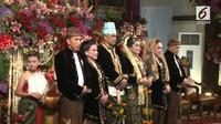 Tampil Elegan di pernikahan Kahiyang, Ibu Iriana Jokowi dan Ibu Hanifah Curi Perhatian (Foto: Liputan6.com)