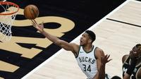 Giannis Antetokounmpo Kembali, Bucks Hajar Hawks di lanjutan NBA (AP)