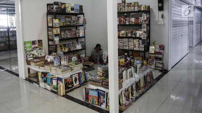 JRPT Sewakan Kios di Pasar Senen, Jaya Real Property Raup Dana Rp 500 M - Bisnis Liputan6.com