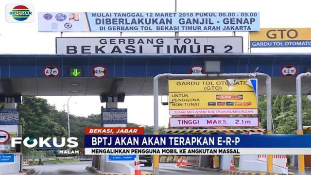 Saat ini menurut Bambang, konsep ERP sedang dalam pengkajian bersama Pemprov DKI Jakarta termasuk pemerintah kabupaten penyangga.
