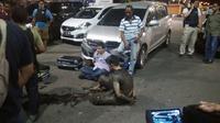 Dua orang diduga bandar sabu ditangkap BNN di Kawasan Ancol (Istimewa)