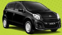 Daihatsu Ayla 1.0 D MT MI jadi mobil dengan banderol di bawah RP 100 juta.