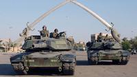 Invasi AS ke Irak 2003 (John L. Houghton/US Air Force)