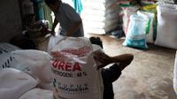 Herman Widiono mengatakan untuk pengiriman pupuk bersubsidi dari distributor ke kios, hingga kelompok tani masih sesuai prosedur.