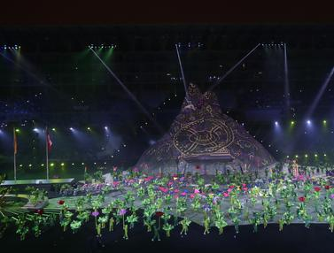 Meriahnya Pembukaan Pan American Games Lima 2019