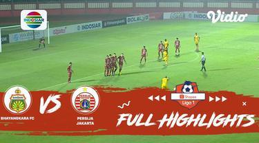 Berita video highlights Shopee Liga 1 2019 antara Bhayangkara FC melawan Persija Jakarta yang berakhir dengan skor 3-0, Rabu (4/12/2019).