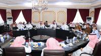 """KJRI Jeddah menggelar acara """"Temu Investor"""" antara pengusaha Arab Saudi dan pemerintah daerah guna mendorong investasi Arab Saudi ke Indonesia. (Dok: Kemlu RI)"""