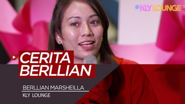 Berita video ngobrol bareng atlet voli putri Indonesia, Berllian Marsheilla, di KLY Lounge yang digelar spesial di Plaza Indonesia. Apa yang membuat Berllian bisa jatuh hati kepada voli?