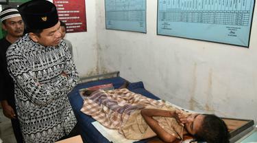 Kisah Salipudin si Pemilik 'Kaki Busuk' di Cirebon