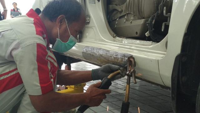 Mengintip Biaya Perbaikan Body Mobil Di Bengkel Resmi