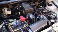 Daihatsu Terios menggunakan mesin 2NR VE DOHC dual VVT-I 1.496 cc. (Herdi/Liputan6.com)
